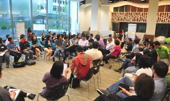 Our SG Conversation for the Green Community 4