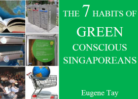 The 7 Habits of Green Conscious Singaporeans