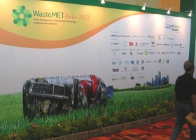 Singex Exhibition Ventures - Social Media Marketing for WasteMET Asia 2012