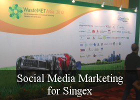 Social Media Marketing for Singex