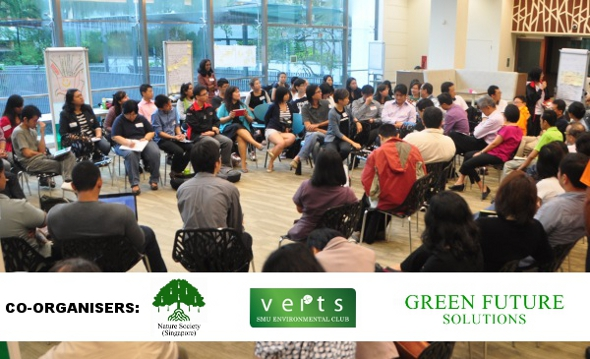 Conversations on Sustainable Singapore