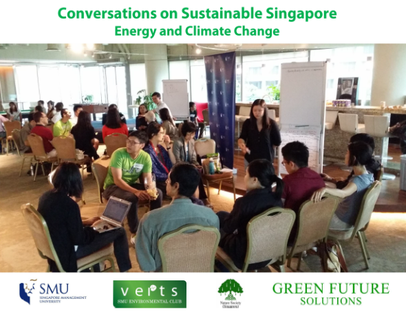 Conversations on Sustainable Singapore (Energy and Climate Change)