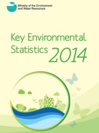 Key Environmental Statistics 2014 (cover)