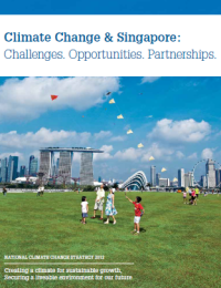 National Climate Change Strategy 2012 (cover)