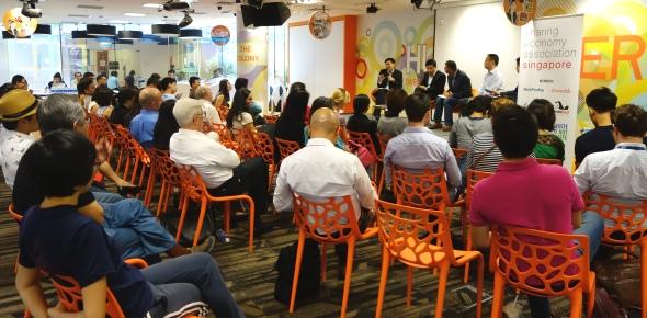 Sharing Economy Association launch event