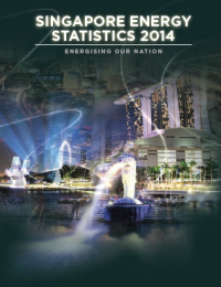 Singapore Energy Statistics 2014 (cover)