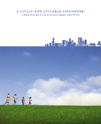Sustainable Singapore Blueprint 2009 (cover)