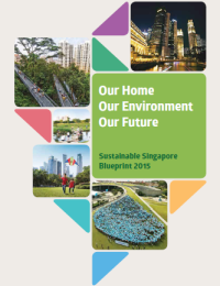 Sustainable Singapore Blueprint 2015 (cover)
