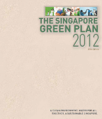The Singapore Green Plan 2012 (cover)