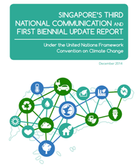 Third National Communication and First Biennial Update (cover)