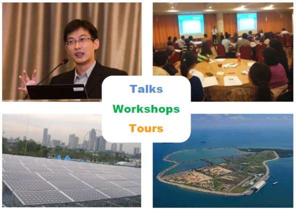 Green Future Solutions - Talks, Workshops and Tours