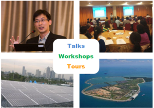 Talks, Workshops and Tours by Green Future Solutions