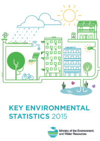 Key Environmental Statistics 2015 (cover)