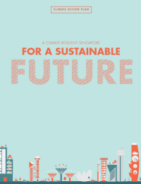 A Climate-Resilient Singapore, for a Sustainable Future (cover)