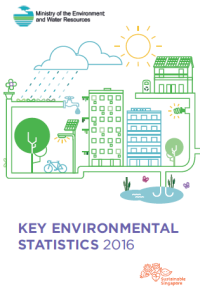 Key Environmental Statistics 2016 (cover)