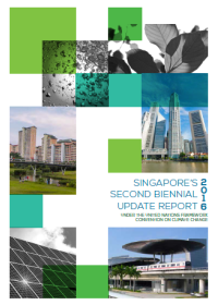 Second Biennial Update Report (cover)