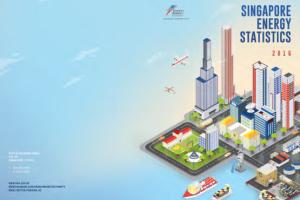 Singapore Energy Statistics 2016 (cover)