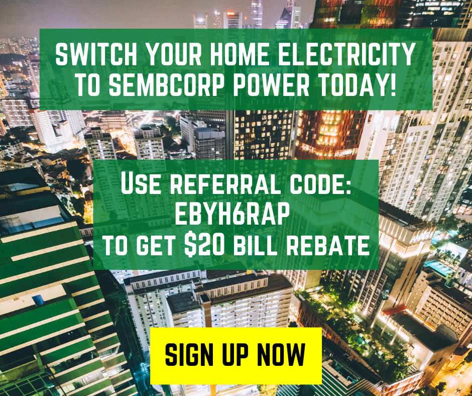 Sembcorp Power referral code